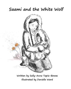 Saami and the White Wolf