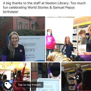 Neston Library