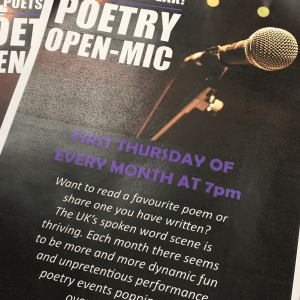Hightown Poetry Night