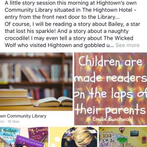 Hightown Storytelling