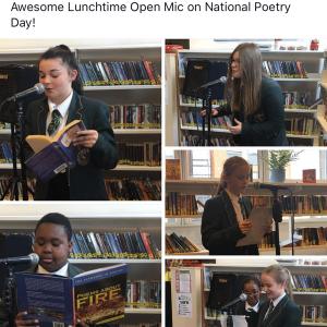 Alsop High School - Poetry
