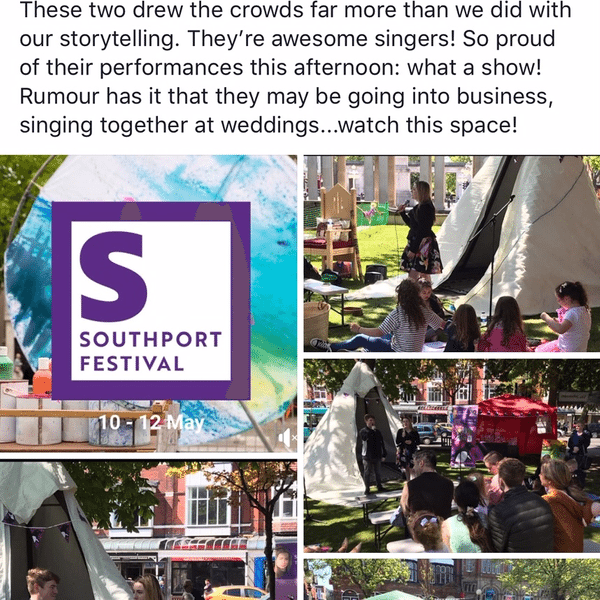 Southport Festival 2019